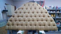 Kingsized Headboard
