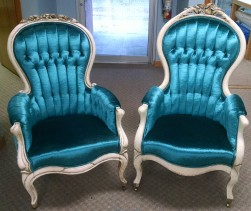 Antique Chairs Front